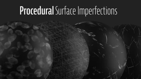 Procedural Surface Imperfections in Blender