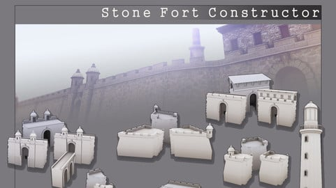 Stone Fort Constructor