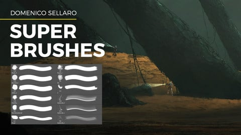 Super Brushes for Photoshop