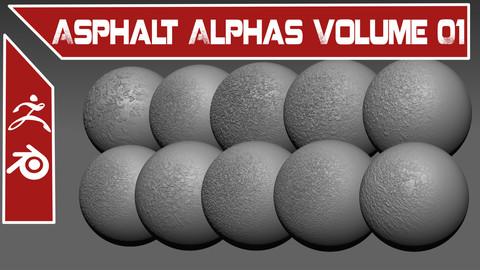 Asphalt Alphas Volume 01