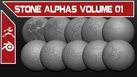Stone Alphas Volume 01