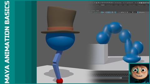 Maya 3D Animation Basics