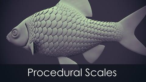 Procedural Scales Generator