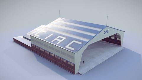 SKBO Hangar14 CIAC