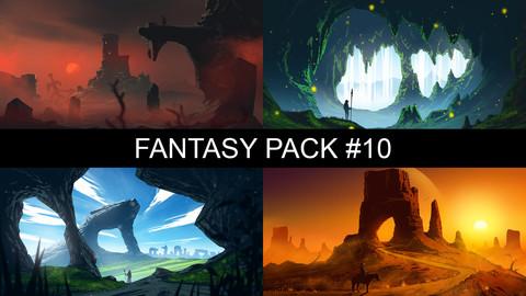 Fantasy Pack #10