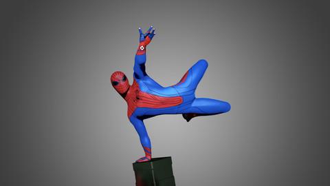 Spider-Man 3D 3D print model