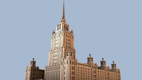MSK Radisson Royal Hotel