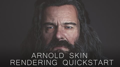 Skin Rendering Quickstart - Arnold for Maya