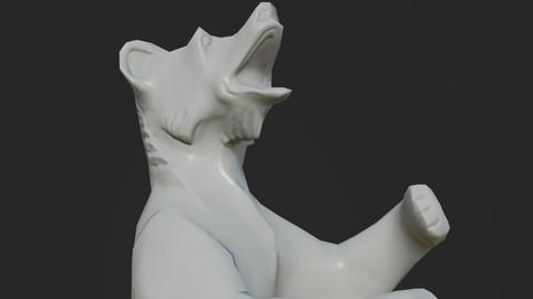 Russian bear (props)