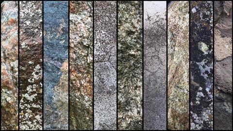 Textures: Rock Closeups