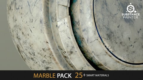 Marble Pack 25+ Smart Materials