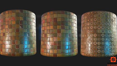 Stylized Terracotta Tiles | For beginners