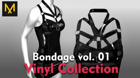 Bondage Outfit vol.1 - Vinyl Collection