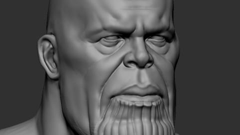 Thanos Timelapse