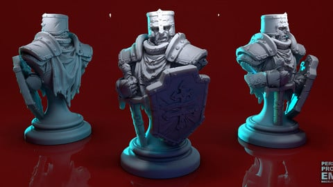 Generic Paladin for 3D print