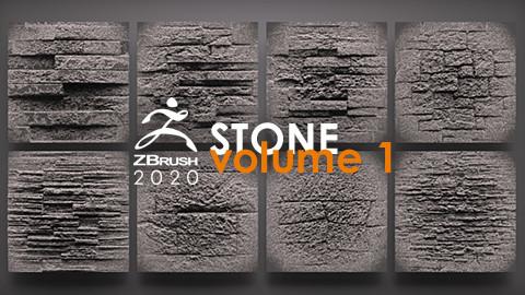 8 HD Stone Alphas vol. 1
