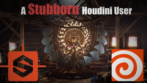 Houdini - Self Constuct