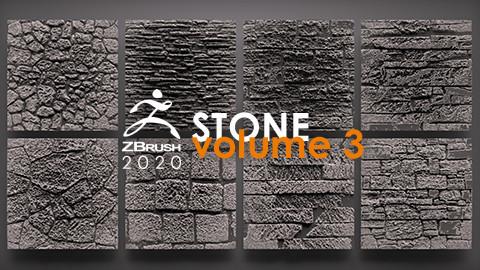 8 HD Stone Alphas vol. 3