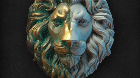 Lions Head relief