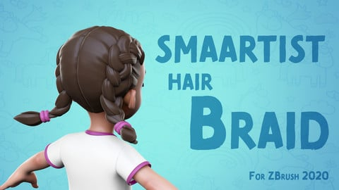 SMAARTIST Hair Braid