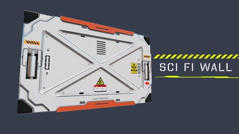 Sci Fi Wall