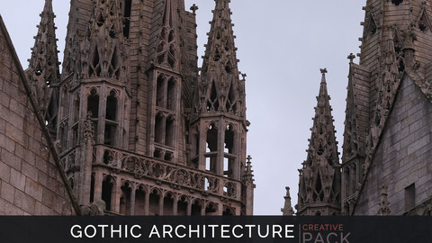 Gothic Architecture CREATIVE PACK