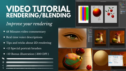 Improve your rendering - Video tutorial