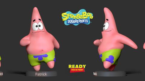 Patrick Star - SpongeBob SquarePants