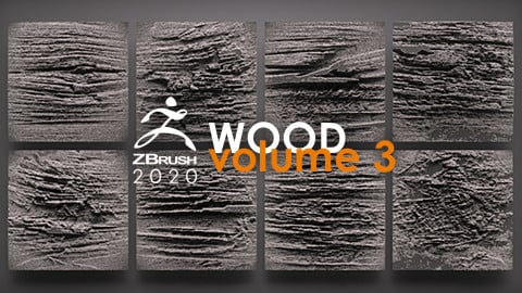 8+2 HD Wood Alphas vol. 3