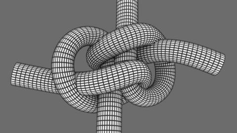 zeppelin bend knot