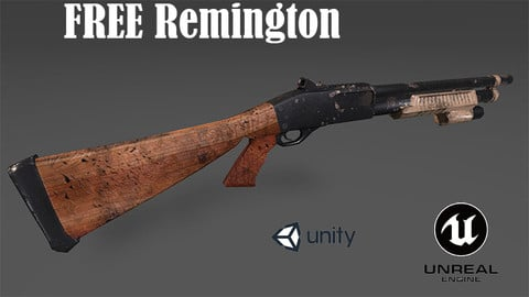 Free Shotgun Remington