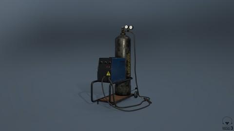 Inverter welding machine