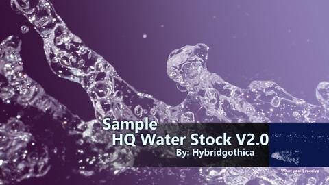 Sample HQ Water Stock V2.