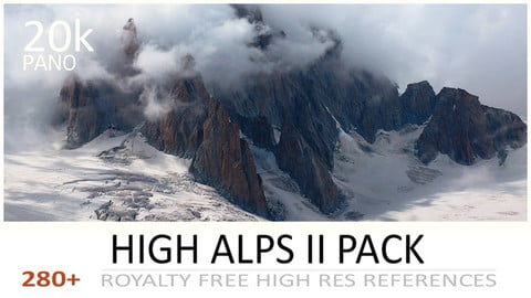 HIGH ALPS II PACK