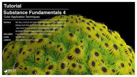 Fundamentals Part 4: Color Application