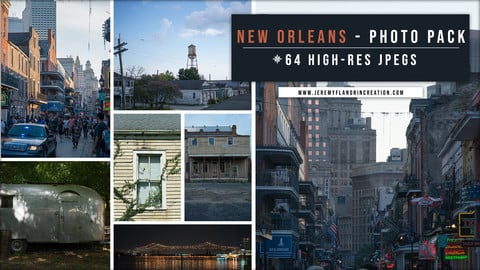 NEW-ORLEANS -  PHOTOPACK
