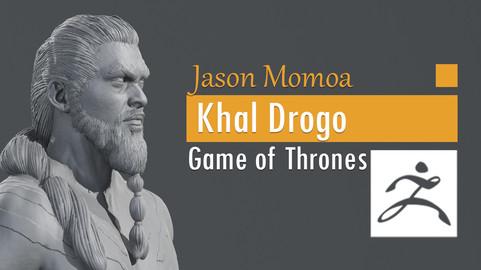 Jason Momoa - Khal Drogo - Game of Thrones