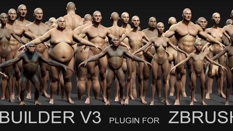 Human Zbuilder v3