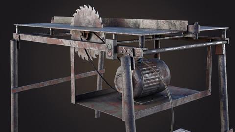 Hand Made Circular Machine