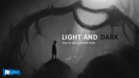 Book of Light and Dark
