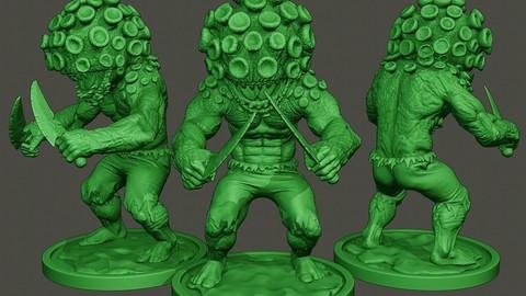 Humanoid virus 0003