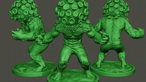 Humanoid virus 0011