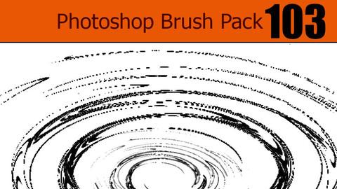 Photoshop  Brush Pack 103