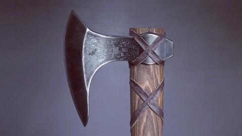 Ragnar Lothbrook's Battle Axe