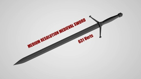 FREE MEDIEVAL SWORD