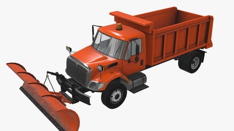 Snow Plow International 7400