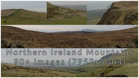 Northern Ireland - Mountains Photopack