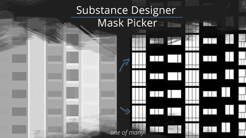 Substance Designer - Mask Tools
