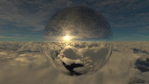 Above the Clouds 11K HDRI