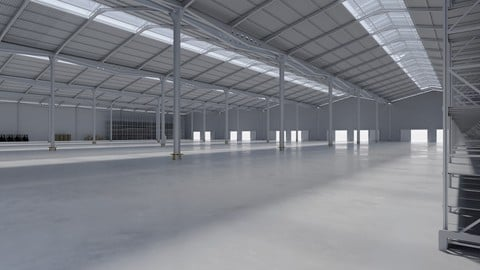 Warehouse Interior 11